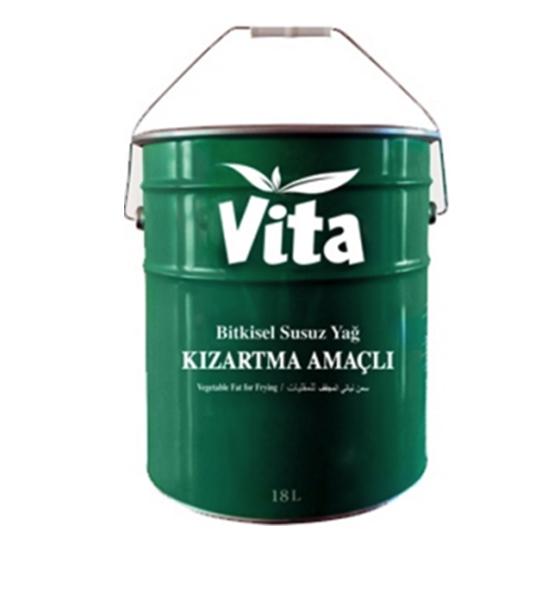 Vita Kızartmalık Yağ 18 Lt Yağı