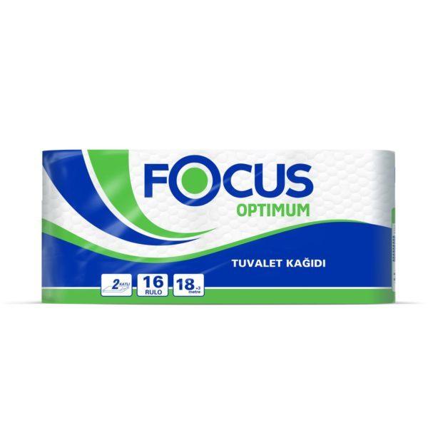 Focus Optimum Tuvalet Kağıdı - Çift Katlı