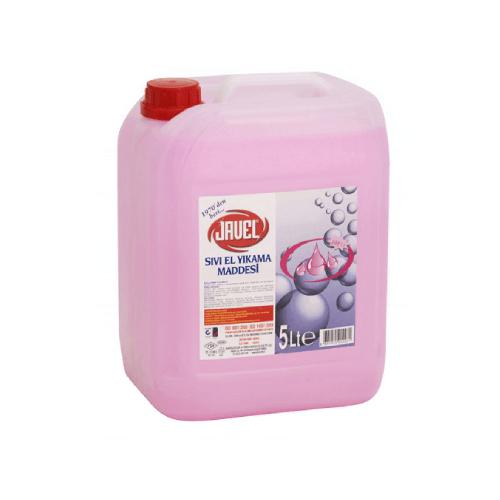 Javel Sıvı El Yıkama Sabunu 5 Lt