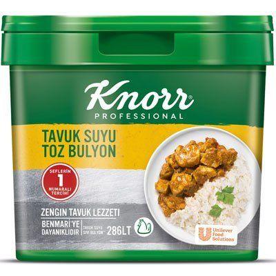 Knorr Tavuk Suyu Toz Bulyon 5000 Gr