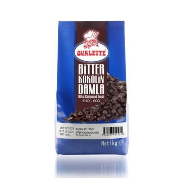 ovalette Bitter Kokolin Damla