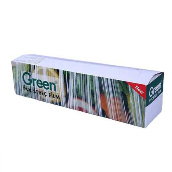 Green Kutulu Streç 30 cm x 300 metre