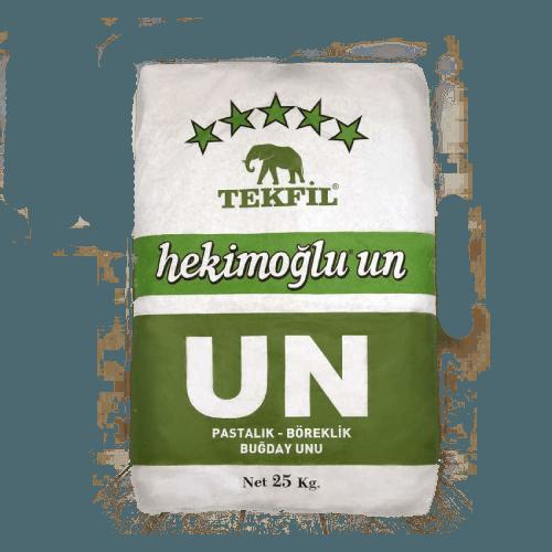Hekimoğlu Tekfil Çeşitlik Pasta Böreklik Un 25 Kg