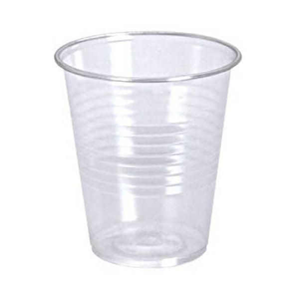Hijyen Şeffaf Plastik Sebil Bardak 180 Cc