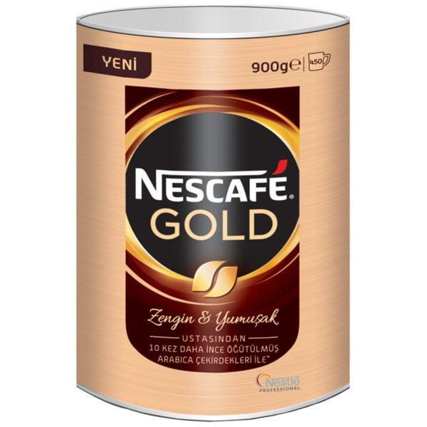 Nescafe Gold Kahve 900 Gr Teneke