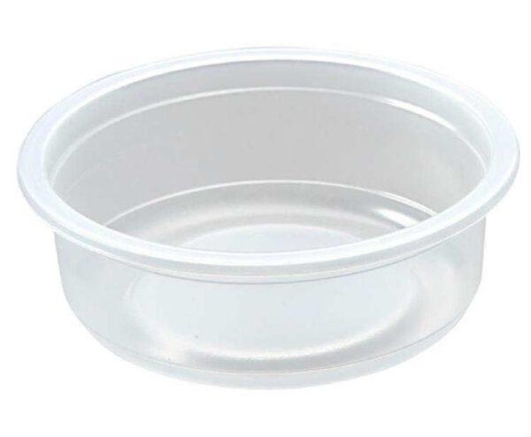 Plastik Şeffaf Sup Kase 130 cc