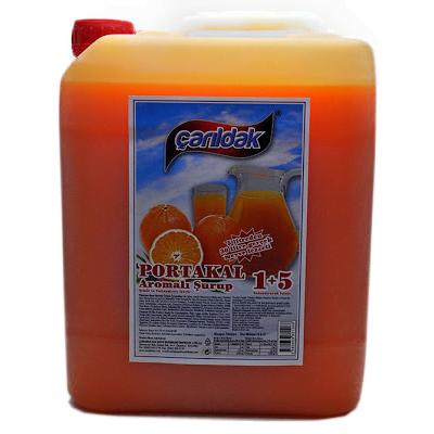 Çarıldak Konsantre İçecek Portakal 1 + 5