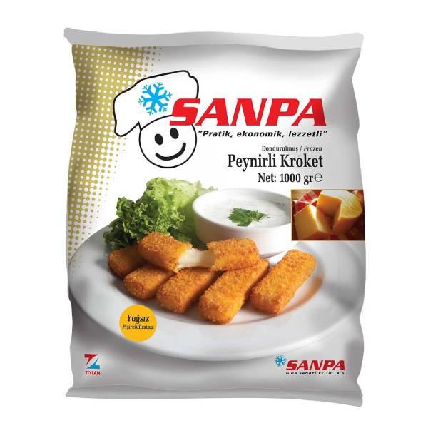 Sanpa Ship Shak Peynirli Kroket 1000 Gr